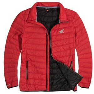 NWT Honda Packable Unisex Puffer Jacket